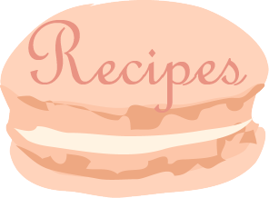 プロのお菓子レシピ