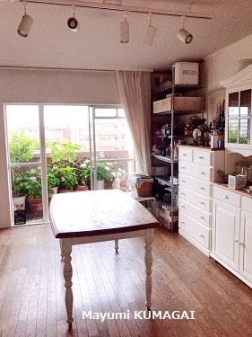 キッチン|料理教室熊谷真由美のラクレムデクレム