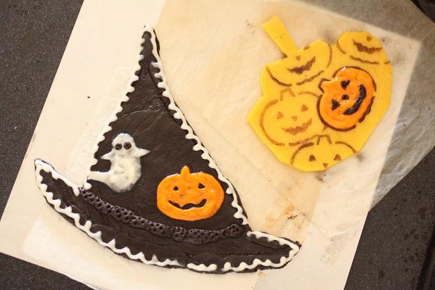 プリントクッキー作り方